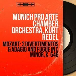 Munich Pro Arte Chamber Orchestra, Kurt Redel 歌手頭像
