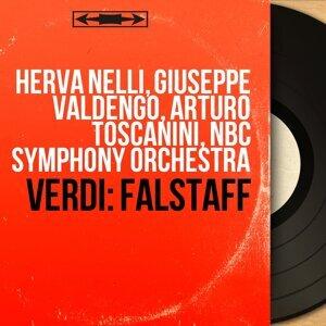 Herva Nelli, Giuseppe Valdengo, Arturo Toscanini, NBC Symphony Orchestra 歌手頭像