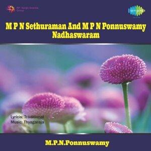 M. P. N. Sethuraman 歌手頭像