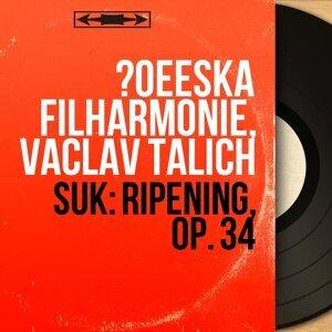 Česká filharmonie, Václav Talich 歌手頭像