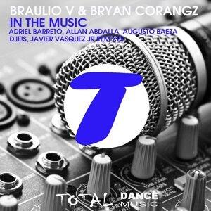 Braulio V, Bryan Corangz 歌手頭像