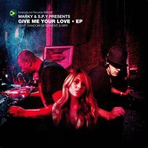DJ Marky, S.P.Y. 歌手頭像