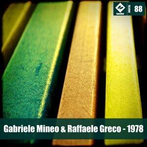 Gabriele Mineo, Raffaele Greco 歌手頭像