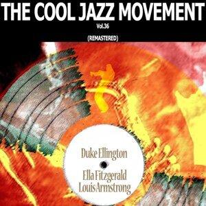 Duke Ellington, Ella Fitzgerald, Louis Armstrong 歌手頭像