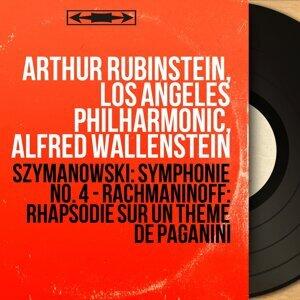 Arthur Rubinstein, Los Angeles Philharmonic, Alfred Wallenstein 歌手頭像