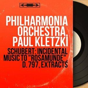 Philharmonia Orchestra, Paul Kletzki 歌手頭像