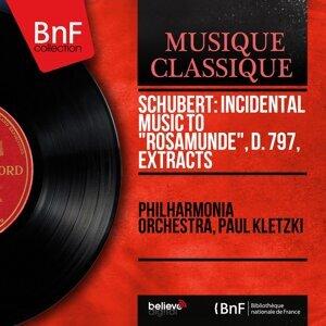 Philharmonia Orchestra, Paul Kletzki
