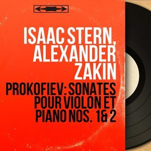 Isaac Stern, Alexander Zakin 歌手頭像