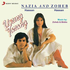 Nazia Hassan, Zoheb Hassan 歌手頭像