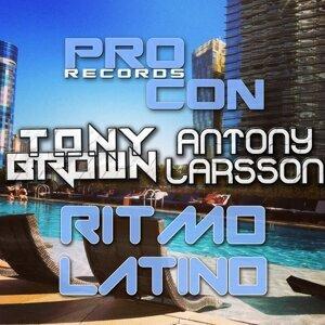 Antony Larsson, Tony Brown 歌手頭像