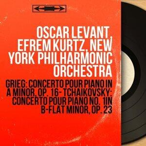 Oscar Levant, Efrem Kurtz, New York Philharmonic Orchestra 歌手頭像