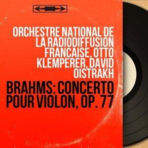 Orchestre national de la Radiodiffusion Française, Otto Klemperer, David Oistrakh 歌手頭像