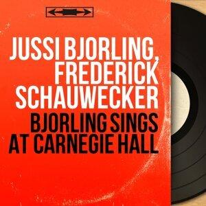 Jussi Björling, Frederick Schauwecker 歌手頭像