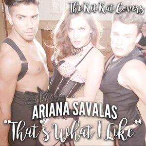 Ariana Savalas 歌手頭像