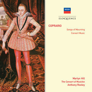 Martyn Hill,The Consort of Musicke,Anthony Rooley