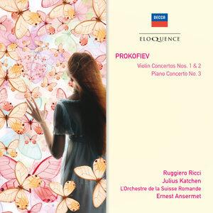 Ruggiero Ricci,L'Orchestre de la Suisse Romande,Ernest Ansermet,Julius Katchen 歌手頭像