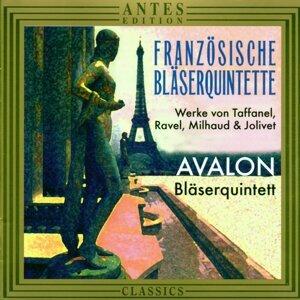 Avalon Bläserquintett, Daniel Lampert, Stefan Schilli, Stefan Zimmer, Christian Lampert, Bernhard Straub 歌手頭像