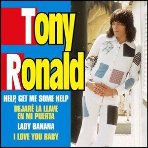 Tony Ronald 歌手頭像
