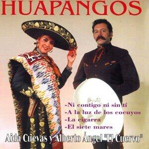 """Aida Cuevas, Alberto Angel """"El Cuervo"""" 歌手頭像"""