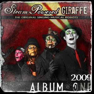 Steam Powered Giraffe 歌手頭像