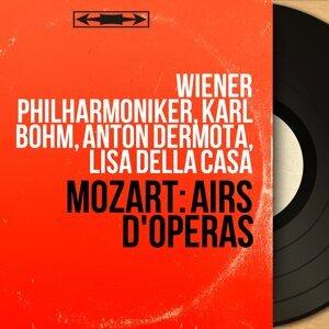 Wiener Philharmoniker, Karl Böhm, Anton Dermota, Lisa della Casa 歌手頭像