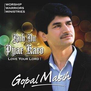Anand Masih 歌手頭像