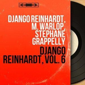 Django Reinhardt, M. Warlop, Stéphane Grappelly 歌手頭像