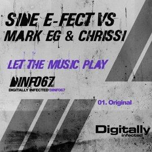 Side E-Fect, Mark EG, Chrissi 歌手頭像