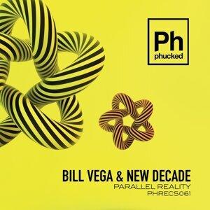 Bill Vega, New Decade, Nu-Direction 歌手頭像