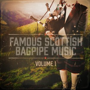 The Scottish Bagpipes Highland Pipes