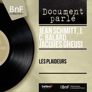 Jean Schmitt, J. C. Balard, Jacques Gheusi 歌手頭像