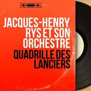 Jacques-Henry Rys et son orchestre 歌手頭像