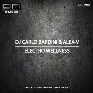 DJ Carlo Bardini, Alex-V 歌手頭像
