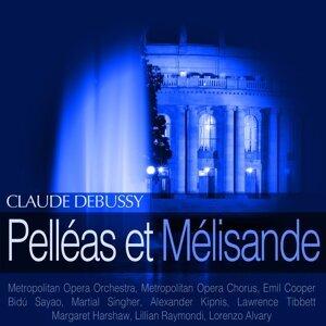 Metropolitan Opera Orchestra, Metropolitan Opera Chorus, Emil Cooper 歌手頭像