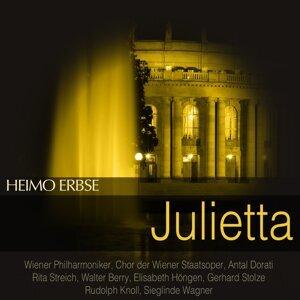 Wiener Philharmoniker, Chor der Wiener Staatsoper, Antal Dorati 歌手頭像