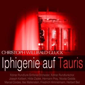 Kölner Rundfunk-Sinfonie-Orchester, Joseph Keilbert, Hilde Zadek, Hermann Prey 歌手頭像