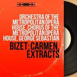 Orchestra of the Metropolitan Opera House, Chorus of the Metropolitan Opera House, George Sebastian 歌手頭像