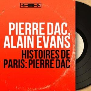 Pierre Dac, Alain Evans 歌手頭像
