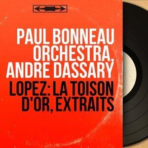 Paul Bonneau Orchestra, André Dassary 歌手頭像