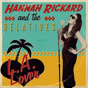 Hannah Rickard and The Relatives 歌手頭像