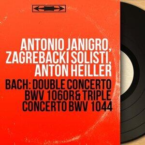 Antonio Janigro, Zagrebački solisti, Anton Heiller 歌手頭像