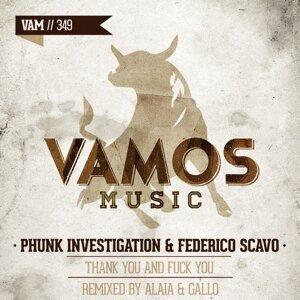 Phunk Investigation, Federico Scavo