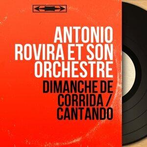 Antonio Rovira et son orchestre 歌手頭像