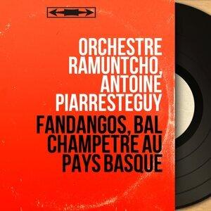 Orchestre Ramuntcho, Antoine Piarresteguy 歌手頭像