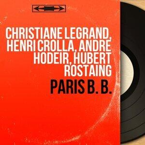 Christiane Legrand, Henri Crolla, André Hodeir, Hubert Rostaing 歌手頭像