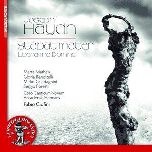 Accademia Hermans, Fabio Ciofini, Marta Matheu 歌手頭像