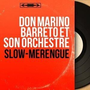 Don Marino Barreto et son orchestre 歌手頭像