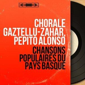 Chorale Gaztellu-Zahar, Pépito Alonso 歌手頭像
