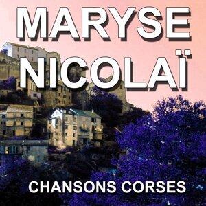 Maryse Nicolai 歌手頭像