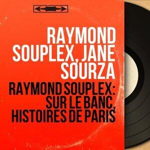 Raymond Souplex, Jane Sourza 歌手頭像